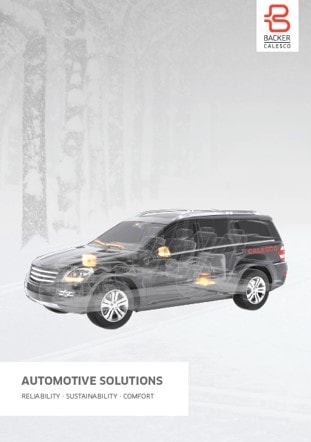 Automotive heating solutions