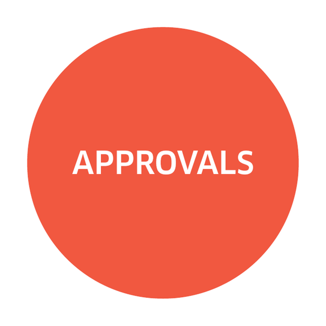approvals icon